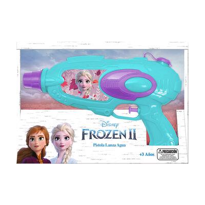 Pistola De Agua En Caja 25X17 Cms Frozen Disney