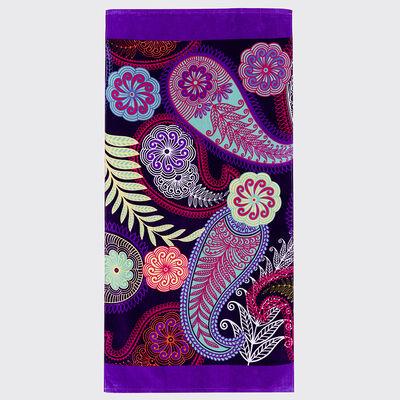 Toalla de Playa Casanova Paisley 75 x 150 cm