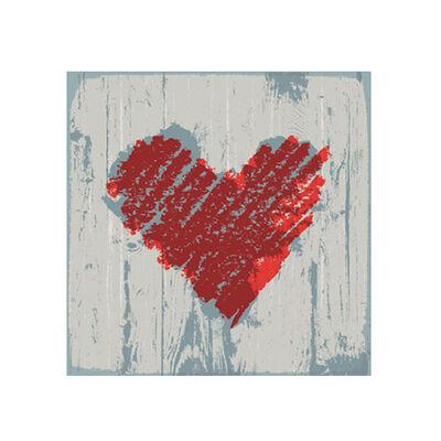 Pintura En Madera Serie Love