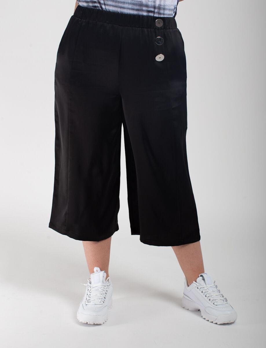 Pantalon Suelto Tela Mujer Extralindas