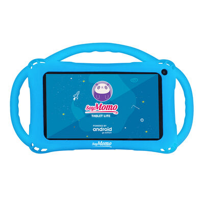 "Tablet SoyMomo Control Parental Lite Quad Core 2GB 16GB 7"" Azul"