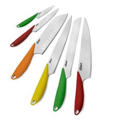 Cuchillos Acero Inoxidable 7 Piezas