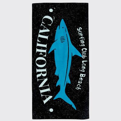 Toalla de Playa Casanova Shark 75 x 150 cm