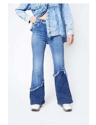 Jeans Regular Mujer Santissima Andy