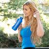 Purificador de Agua Filtro Sobre Cubierta + Botella Purificadora Dvigi Blanco