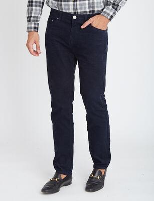 Pantalón de Algodón Hombre Portman Club