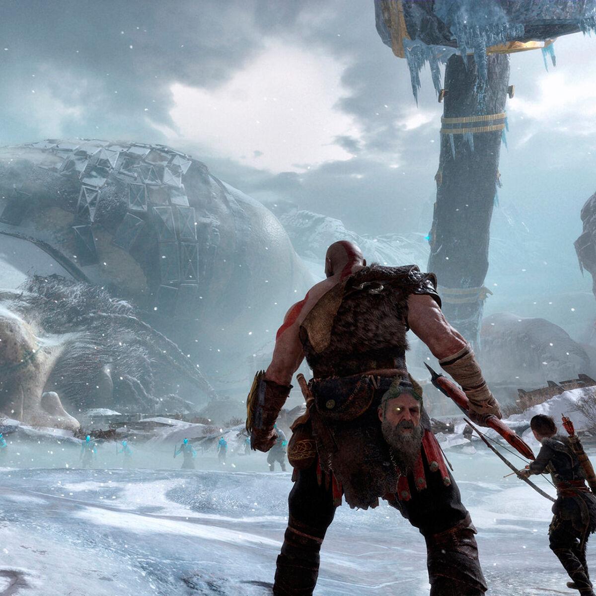 God of War 4 PlayStation 4