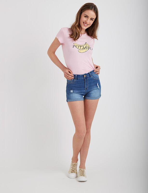 Short Jeans Fiorucci
