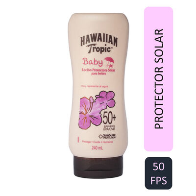 Protector Solar Baby Lotion F50+ 120 ml