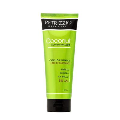 Acondicionador Coco 220 ml Petrizzio
