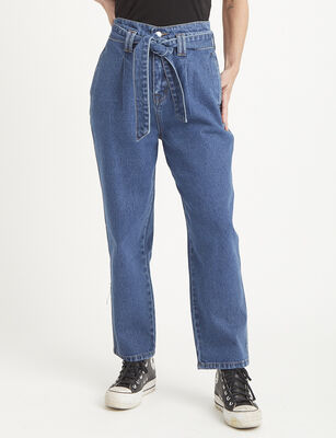 Jeans Slouchy Mujer Fiorucci