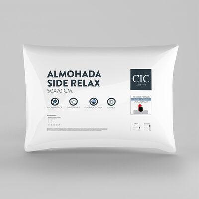 Almohada CIC Fibra Side Relax 50 x 70 cm