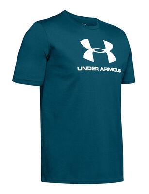 Polera Hombre Under Armour Sportstyle Logo Ss