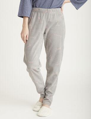 Pantalón de Pijama Mujer Portman Club