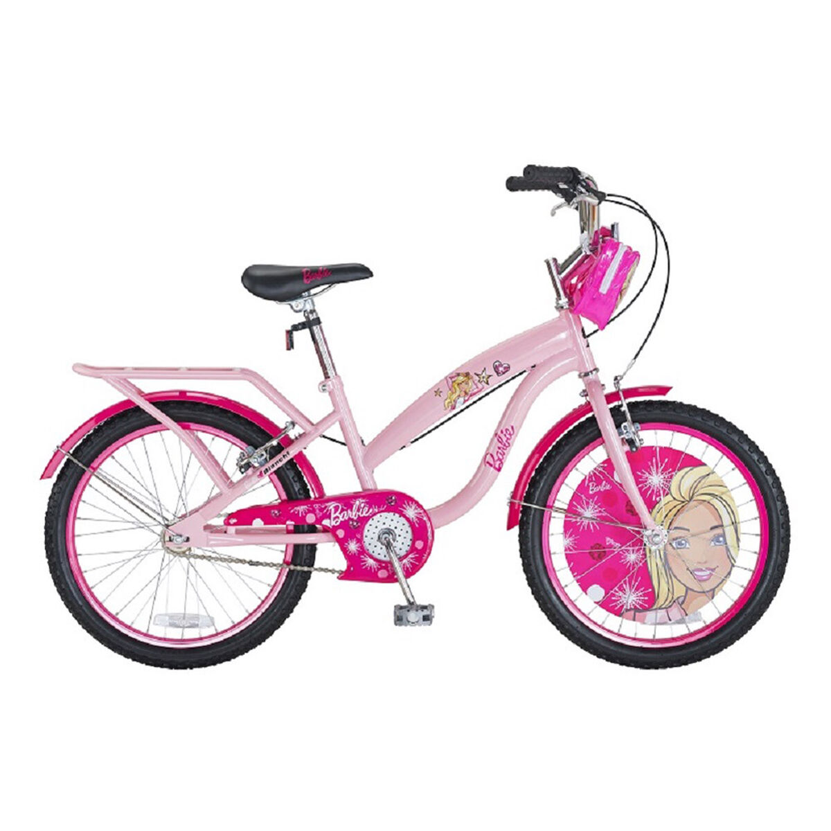 BIC.NINA BARBIE_20 BICI_BIANCH