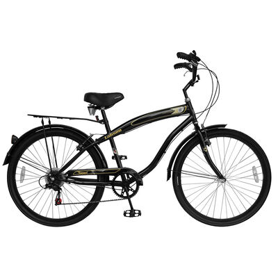 Bicicleta Lahsen BO92601 Cruiser Aro 26