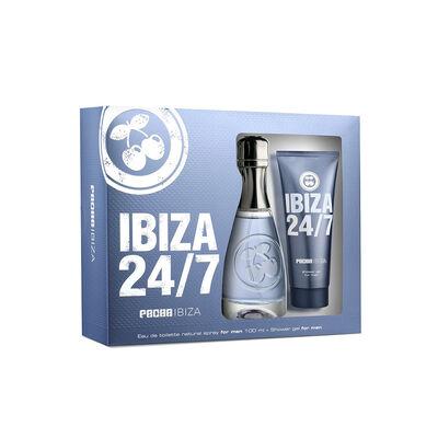Estuche Pacha Ibiza 24/7 EDT 100 ml. + ShowerGel