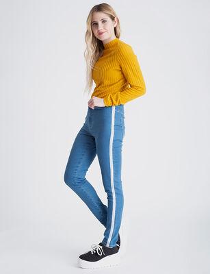 Jeans Indigo Icono Mujer M37IHG9394