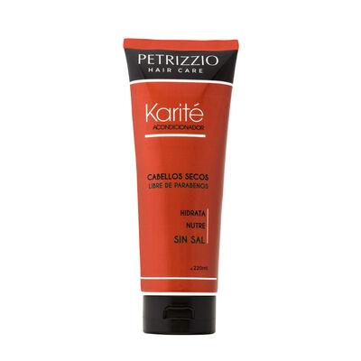 Acondicionador Karité Petrizzio