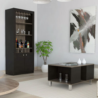 Mueble Bar TuHome Bellagio