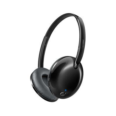 Audífonos Bluetooth Over Ear Philips SHB4405BK Flite Ultrlite Negros