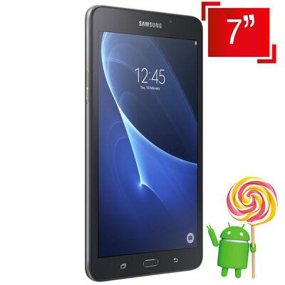 "Tablet Samsung SM-T280 Quad Core 1.5GB 8GB 7"" Negro"