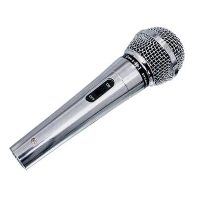 Micrófono Vocal Dinámico Alámbrico QS130 Gold Quasei