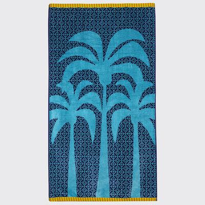 Toalla de Playa Casanova Tropical 86 x 160 cm