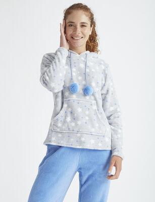 Pijama Polar Mujer Icono