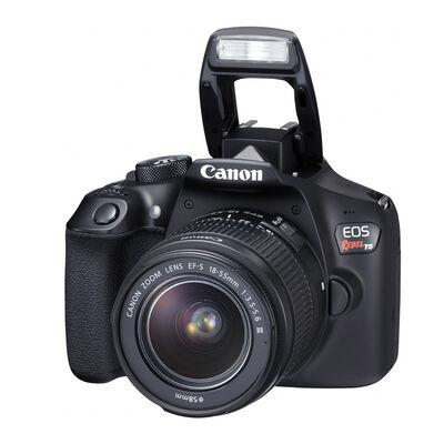Camara Réflex Canon EOS T6 + Lente 18-55