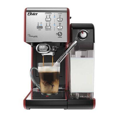 Cafetera Oster Prima Latte II Rojo 6701RF