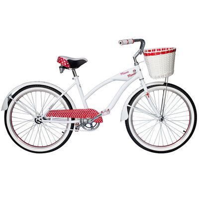 Bicicleta Lahsen BY12401 Minnie Aro 24