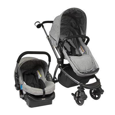 Coche Travel System Epic 5G Grey Infanti