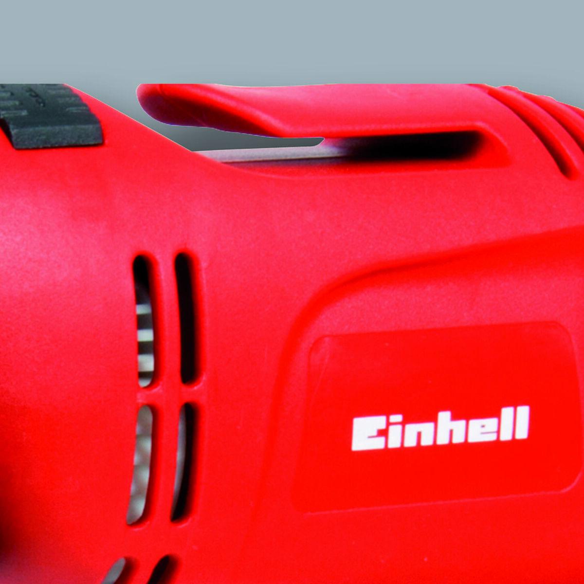 Taladro de Percusión Einhell Classic TC-ID650 (Kit); Ex; Arg