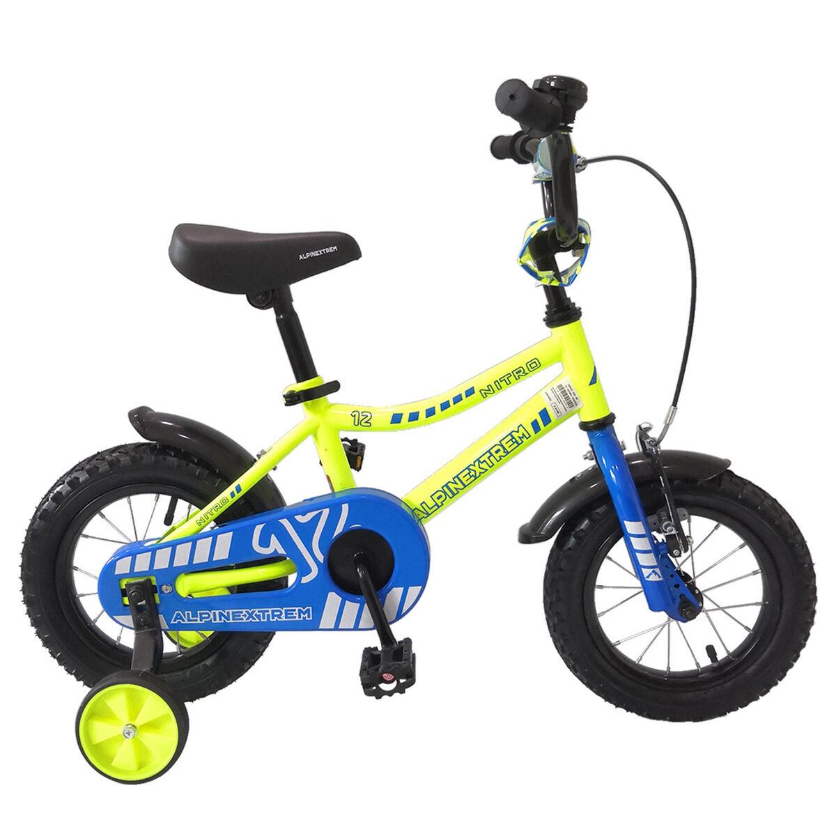 Bicicleta Alpinextrem Niño Fixxes I Aro 12