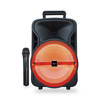 "Parlante Karaoke Portátil CitySong Microlab Naranjo 8"""