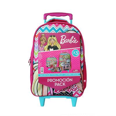 Pack Escolar Barbie