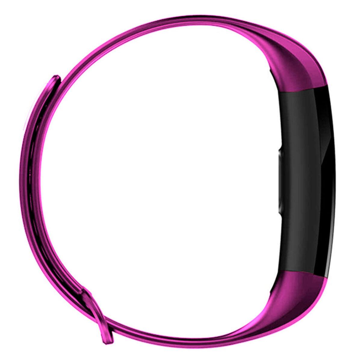 Banda Deportiva Smart Wristband LhotseSM36Morada