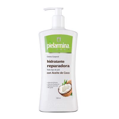 Crema Corporal Pielarmina con Aceite de Coco