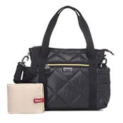 Bolso Cara Ultra Lite Black Quilt