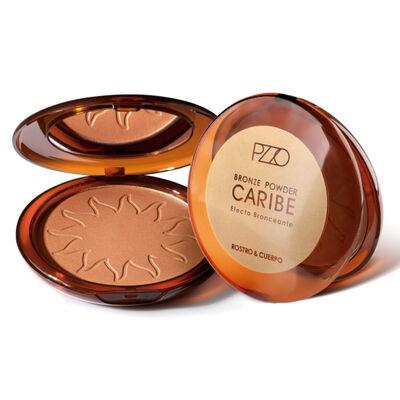 Polvo Bronze Powder Caribe  Gold 01 Petrizzio