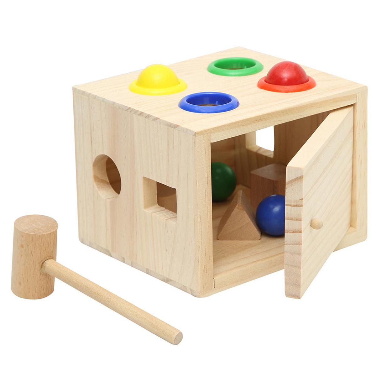 Juguete Didáctico Madera BW-JM16