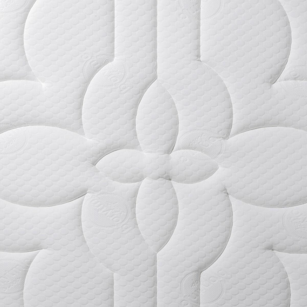 Box Spring CIC Base Dividida King Súper Premium + Set Textiles + Almohadas