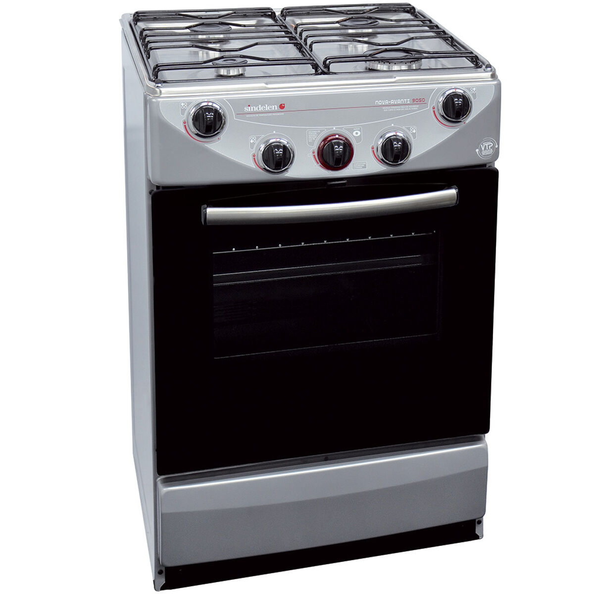 Cocina a Gas Sindelen CH-9050SI 4 Quemadores
