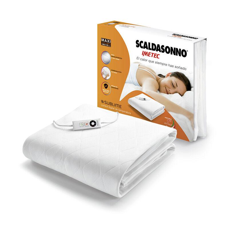 Calientacamas Scaldasonno Sublime Maxi 1 1/2 Plaza