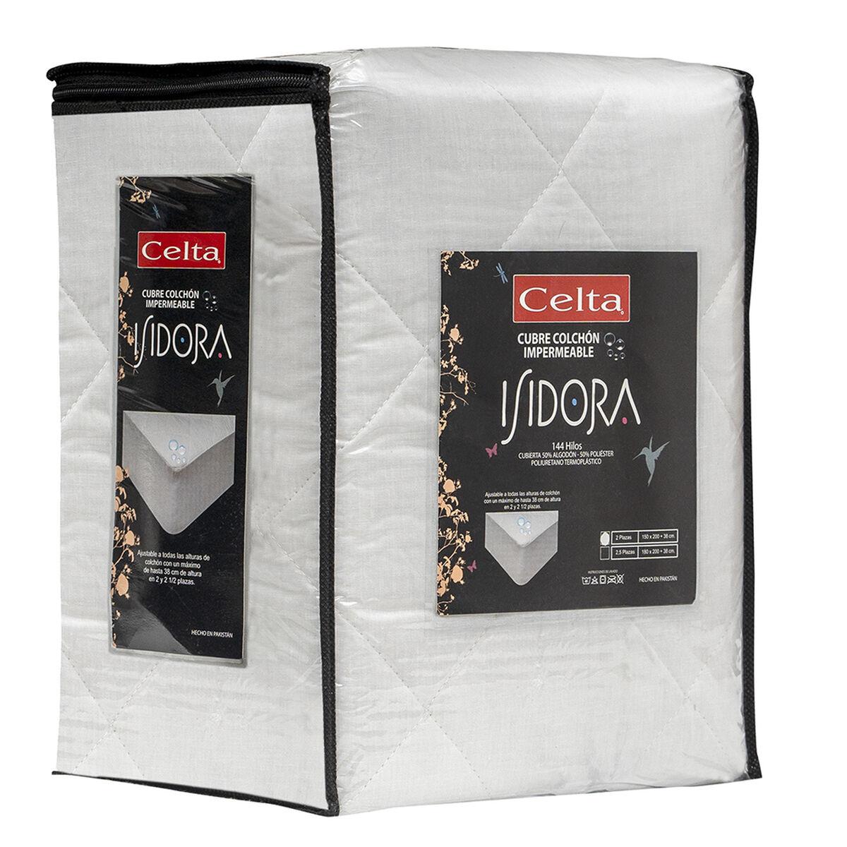 Cubre Colchón Celta Impermeable 2 plazas