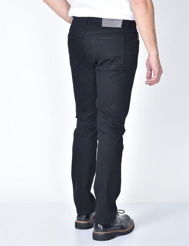 Jeans Básicos Negro Ellus
