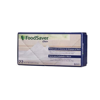 Bolsas de envasado al vacío Oster FoodSaver® BLS22