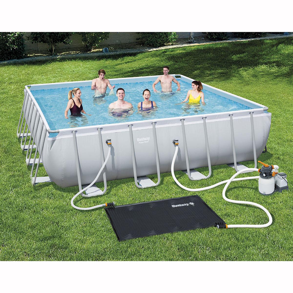 Calentador Solar para piscinas Bestway