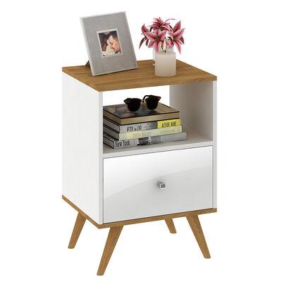 Mesa de Apoyo Jdo&Design Retro Blanco